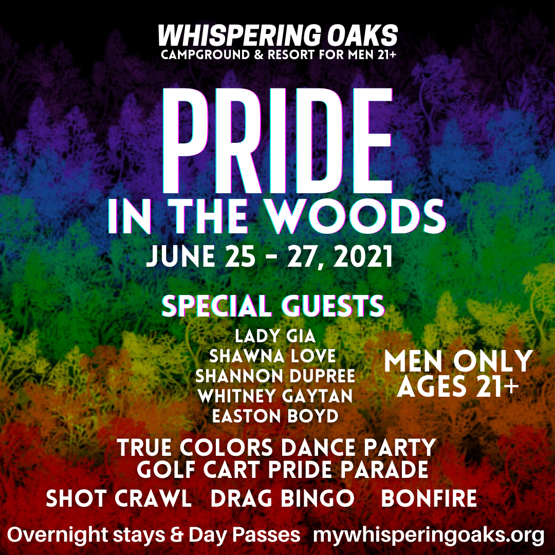 Pride in the Woods